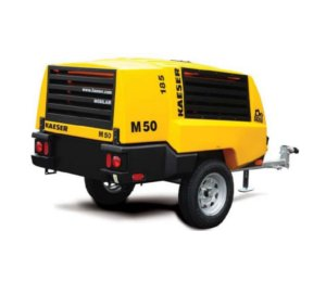 Air compressor rentals in Central & Southeast Michigan