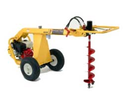 Auger rentals in Central & Southeast Michigan