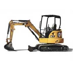 Excavator rentals in Central & Southeast Michigan