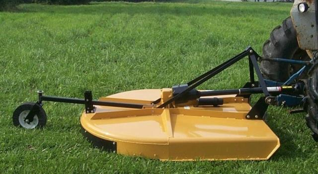 3 POINT BRUSH HOG MOWER Rentals Highland MI, Where to Rent 3