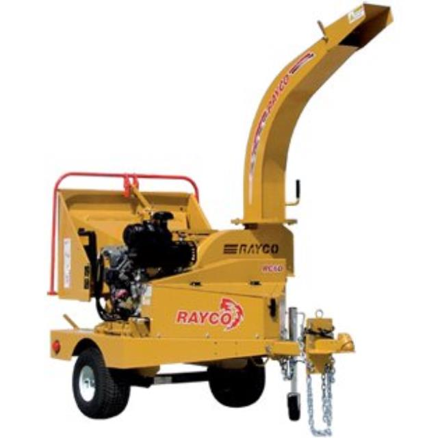 Where to find CHIPPER- 6  RAYCO RC6D in Highland