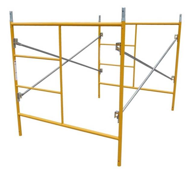 Where to find SCAFFOLDING- 5X5  END FRAME x 2 in Highland