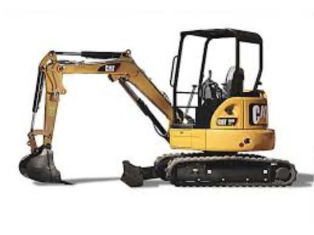 Where to find CAT 303 CCR MINI in Highland