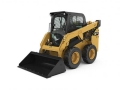 Used Equipment Sales CAT 232B2 SKID STEER LOADER  2 in Highland MI