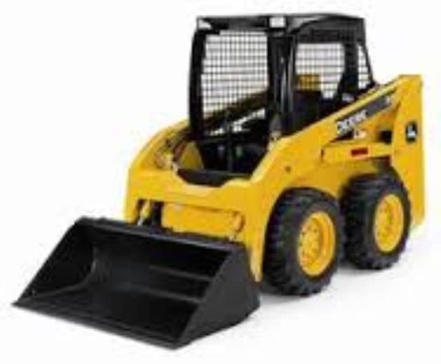 Where to find CAT 252B3 SKID STEER LOADER in Highland