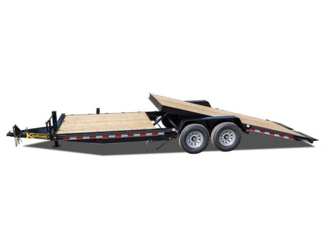 Where to find TRAILER- DOUBLE AXLE KAUFMAN TILT in Highland