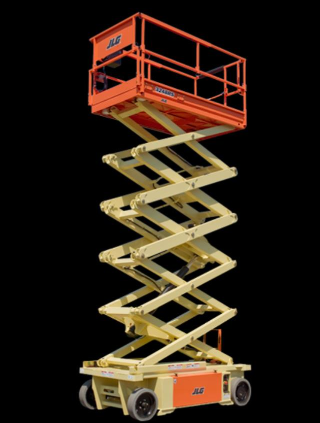 Where to find SCISSOR LIFT 1930 JLG in Highland
