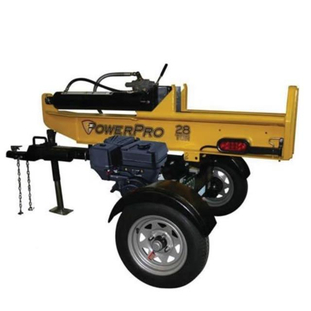 Where to find 28 TON LOG SPLITTER- YELLOW in Highland