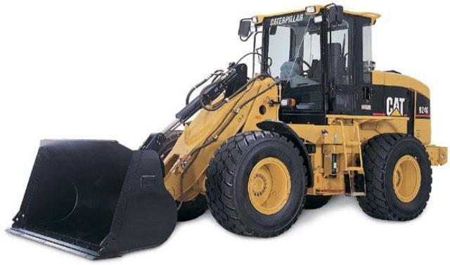 Where to find CATERPILLAR 924 WHEEL LOADER in Highland