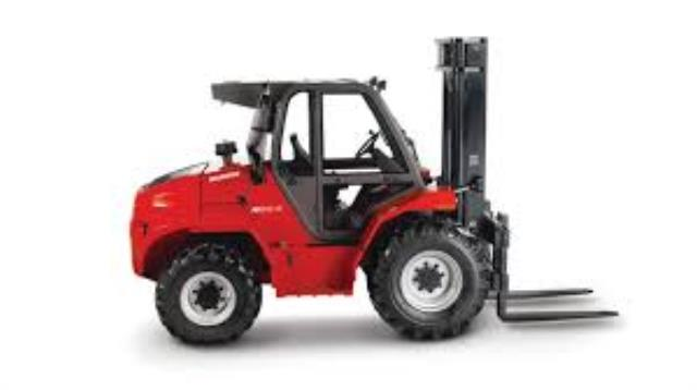 Where to find MANITOU M50-4 ALL TERRAIN FORKTRUCK in Highland