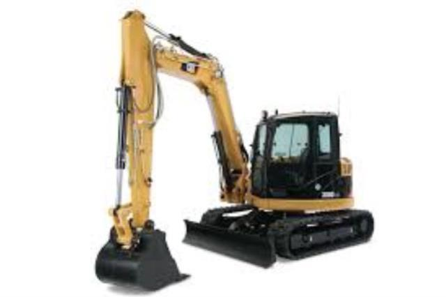 Where to find CAT 308 EXCAVATOR in Highland