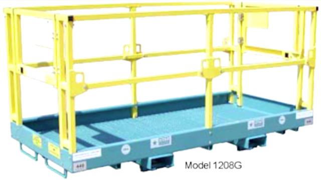 Where to find SAFETY WORK PLATFORM 4X8 in Highland