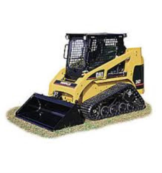 Where to find CAT 247 B3 TRACK LOADER  5 in Highland