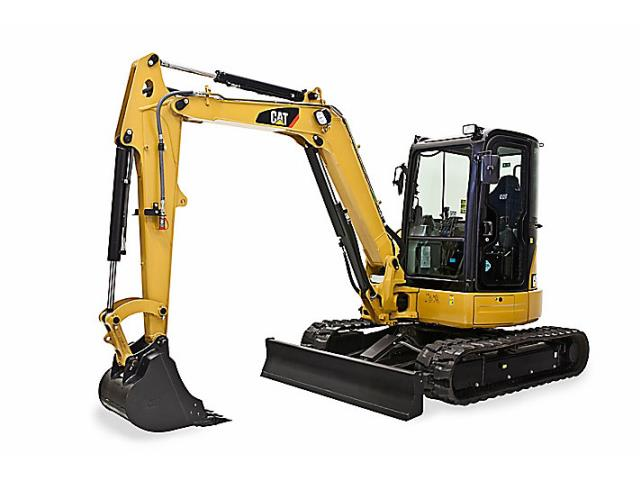 Where to find CAT 305.5 EXCAVATOR MINI in Highland