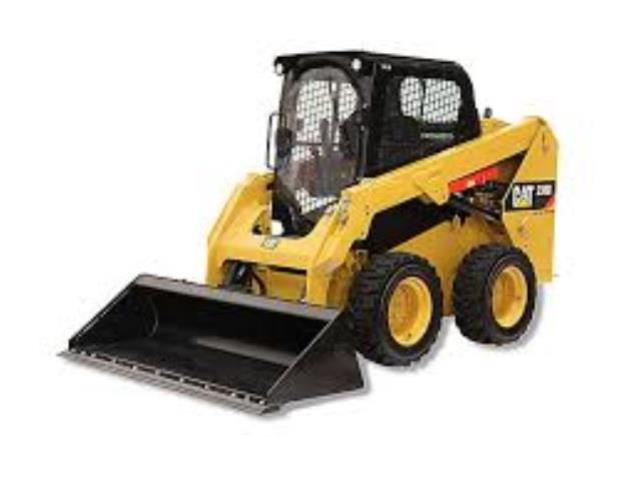 Where to find CAT 236 SKID STEER LOADER -w- CAB in Highland