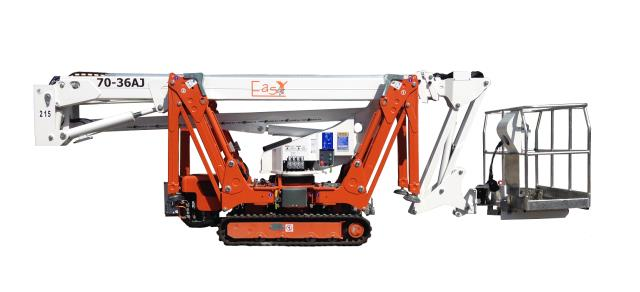 Where to find 7036 ATRIUM ATRICULATING BOOM LIFT 70WH in Highland