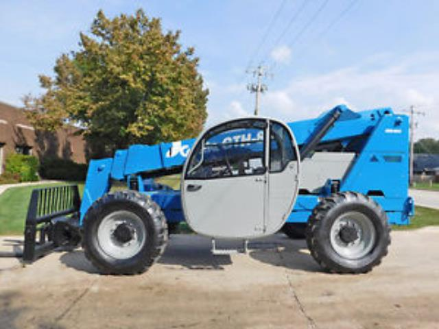 Where to find TELEHANDLER GENIE GTH844 8000LB in Highland