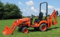 Rental store for TRACTOR- KUBOTA 4X4 BX25DLB in Highland MI
