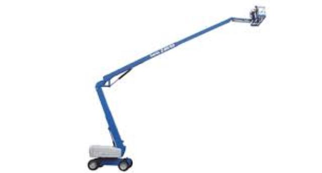 Where to find GENIE Z80 60 4X4 ARTICULATING BOOM LIFT in Highland