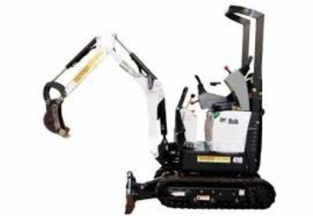 Where to find BOBCAT 418 MINI EXCAVATOR in Highland