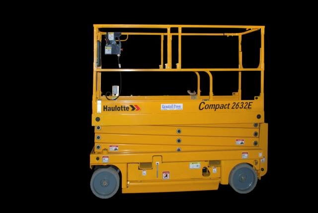 Where to find HAULOTTE 2632 ELECTRIC SCISSOR LIFT in Highland