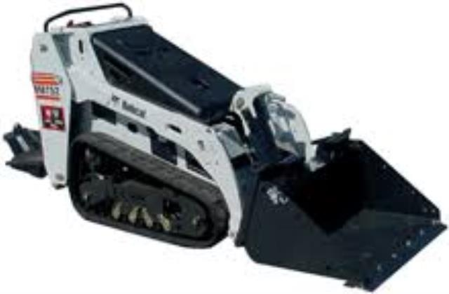 Where to find BOBCAT MINI SKID STEER MT52 in Highland