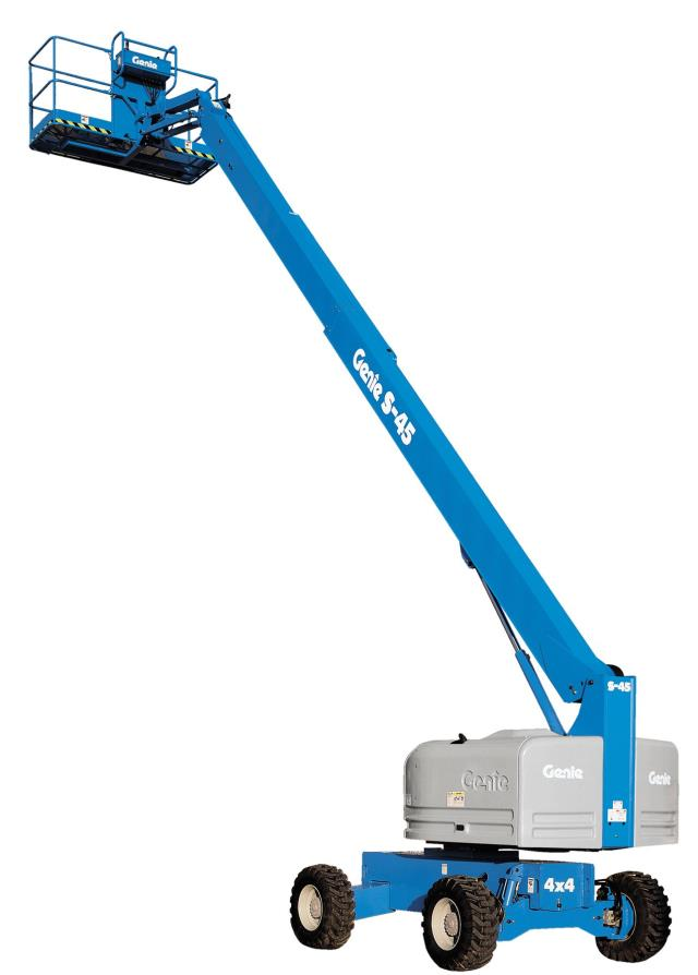 Where to find GENIE 40  STRAIGHT ROUGH TERRAIN BOOM in Highland
