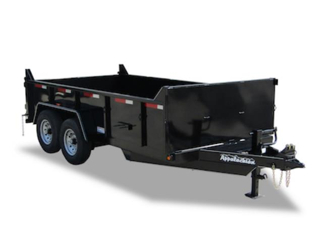 Where to find 12 X 82  DUMP TRAILER in Highland
