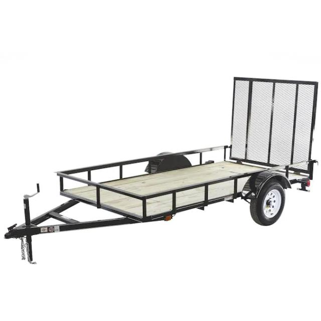 Where to find 10 X6 SINGLE AXLE TRAILER in Highland