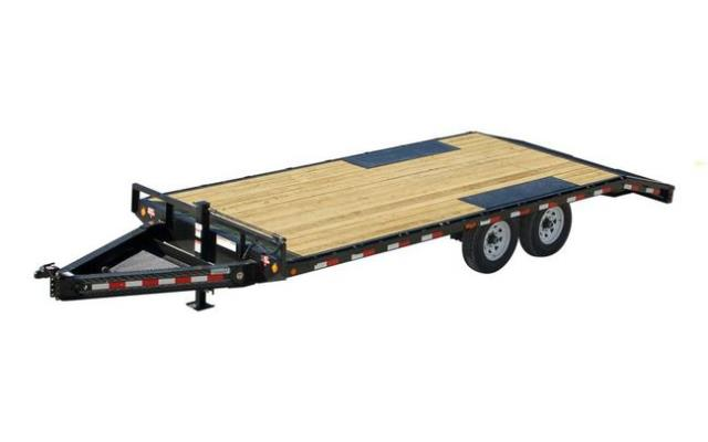 Where to find DOUBLE AXLE DECK OVER W  RAMPS 20 in Highland