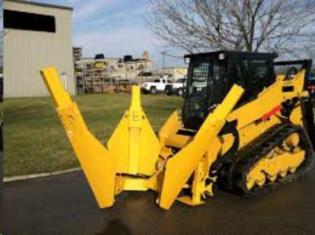 32 Inch Hydraulic Tree Spade For Skid Steer Rentals
